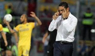 """Frosinone, Longo: """"Con l'Atalanta è un inizio duro, serve grande umiltà"""