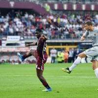Torino-Roma 0-1, Dzeko inventa la magia al 89'