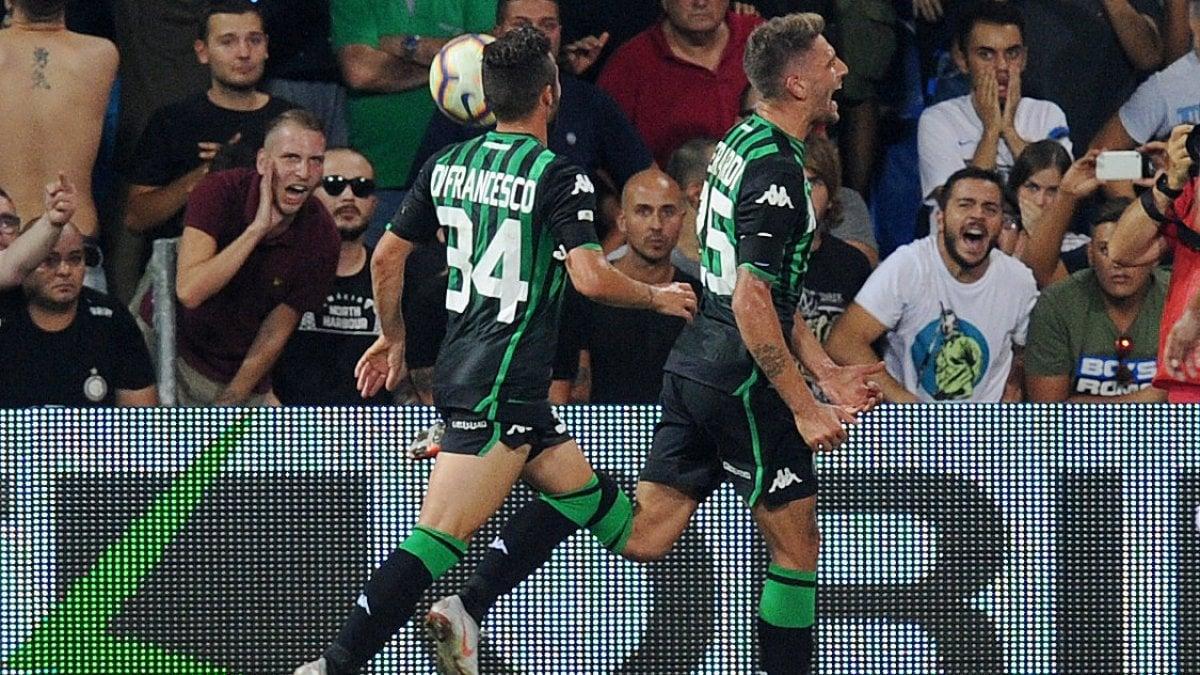 REGGIO EMILIA - Aspettavano tutti l'Inter, e invecealla serata di