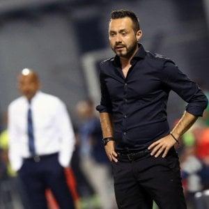 """Sassuolo, De Zerbi: """"Messi a frutto allenamenti perfetti"""""""
