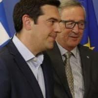 La Grecia è salva, stop agli aiuti esteri. Tsipras parla in tv, economia in lieve ripresa