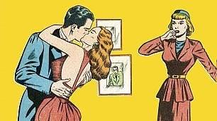 Nelle coppie non c'è due senza tre, parola di psicoterapeuta