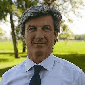 Il presidente di Olitalia Angelo Cremonini.
