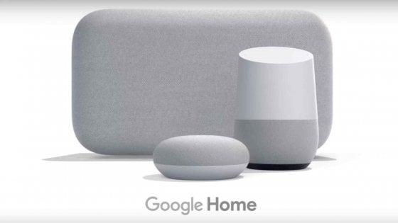 Smart speaker, Google lancerà il suo maggiordomo con display