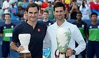 Djokovic trionfa su Federer  e diventa Golden Masters