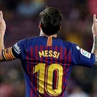 Messi, il re è nudo. Per l'Uefa non è tra i primi tre più forti