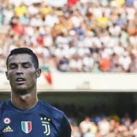 Ronaldo fa volare Sky: oltre 1.300.000 spettatori per Chievo-Juventus