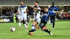 Papu Gomez trascina l'Atalanta.Frosinone dominato 4-0