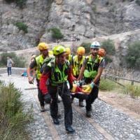 Parco del Pollino, escursionisti travolti dal torrente in piena: vittime e dispersi