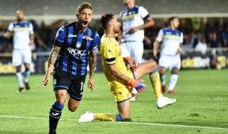 Atalanta-Frosinone 4-0: Papu Gomez show, travolti i ciociari