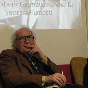È morto Vincino, nelle sue vignette mezzo secolo di storia d'Italia