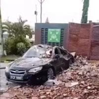 Forte scossa di terremoto in Venezuela: sisma di magnitudo 7.3, edifici