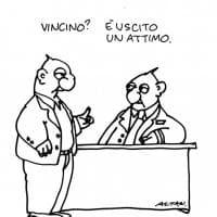 Addio al vignettista Vincino, il ricordo di Altan