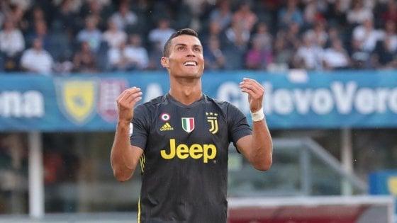 """La missione di Ronaldo: """"Juve, ti porto la Champions"""""""
