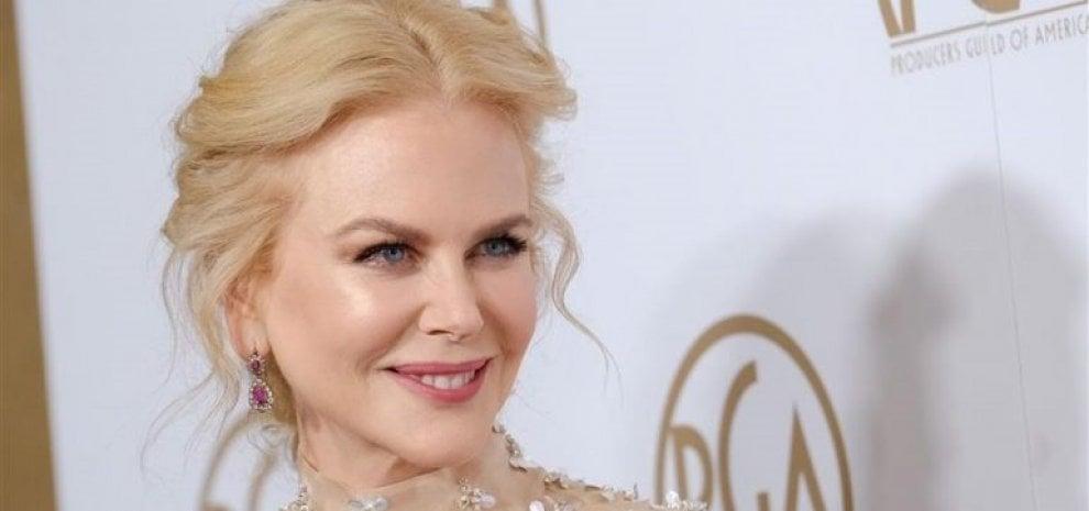Nicole Kidman irriconoscibile nella prima foto ufficiale del film 'Destroyer'