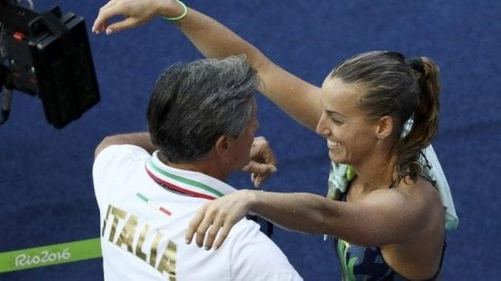 """Tuffi, Tania Cagnotto annuncia: """"Torno ad allenarmi per Tokyo 2020"""""""