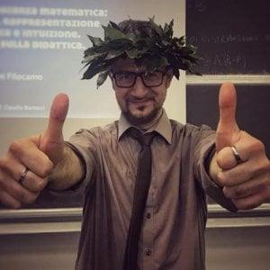 """Giovanni Filocamo: """"Così ho imparato di nuovo a contare e a leggere"""""""