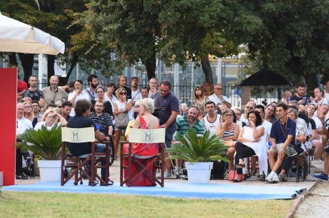 Bagno di folla per alex zanardi - Bagno 93 riccione ...