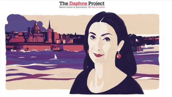 "Repubblica e il ""Daphne Project"" finalisti agli Online Journalism Awards 2018"
