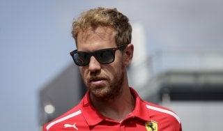 """Gp Belgio, ottimismo Vettel: """"Siamo carichi e Spa è un circuito fantastico"""""""