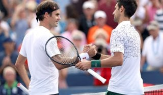 Tennis, Us Open: Fognini, all'orizzonte c'è Federer