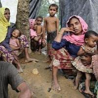 Bangladesh, Rohingya: a un anno dalla fuga vivono in campi terribili, in