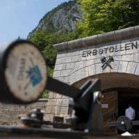 Austria. La miniera di Hallstatt, una città sotterranea antichissima scavata nella montagna