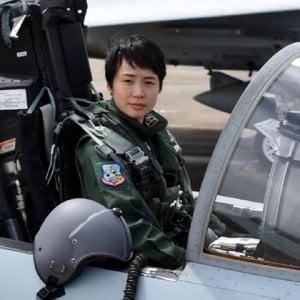 Giappone, per la prima volta una donna diventa pilota da combattimento