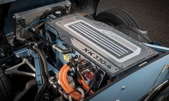 La Jaguar E-type diventerà elettrica, così la classic car cambia pelle