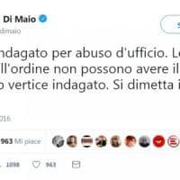 Salvini indagato, spunta il tweet del 2016 di Di Maio:
