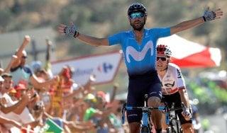 Ciclismo, Vuelta: Valverde dà già spettacolo, Kwiatkowski nuovo leader