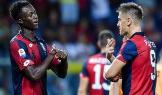 Genoa-Empoli 2-1, orgoglio rossoblù nella notte del dolore