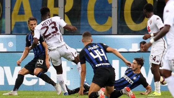 Serie A, inizio difficile per l'Inter: Spalletti nel mirino dei tifosi