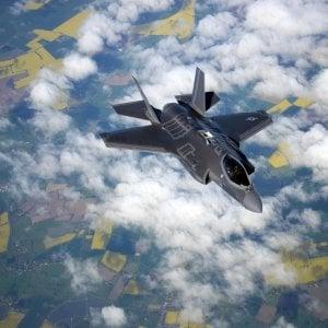 F-35, il cavallo di Troia del software che dice tutto agli americani