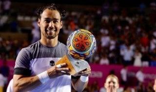 Tennis, ranking Atp: top ten immutata, Nadal in vetta. Fognini 14°