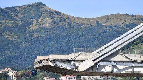 Ponte Morandi, cade il segreto sulla convenzione con Autostrade