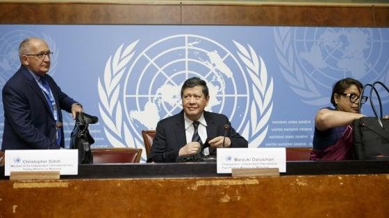 Myanmar, l'Onu chiede di incriminare i generali birmani per il genocidio dei Rohingya