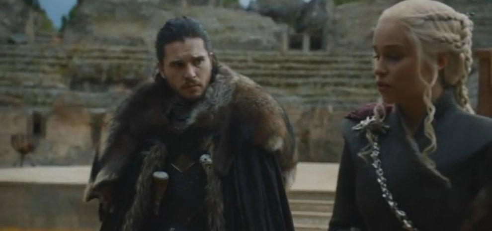 'Game of Thrones', le prime immagini della serie più attesa