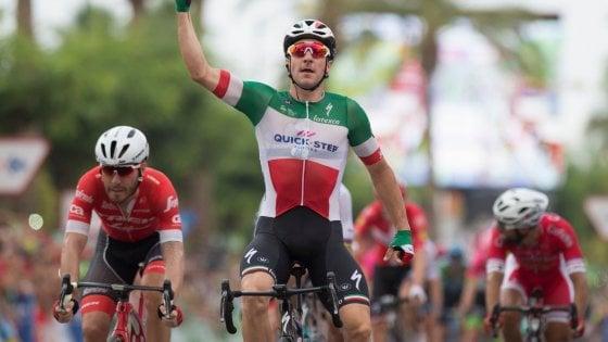 Vuelta: De Marchi 3°, Molard va in rosso