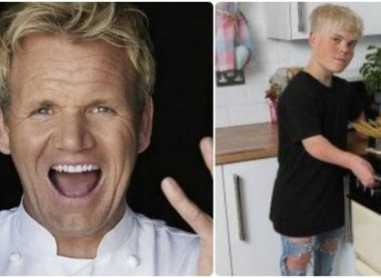 Ragazzo nano rifiutato al corso di cucina, Gordon Ramsay gli offre un apprendistato
