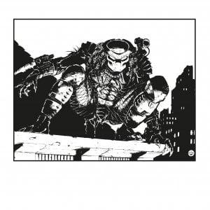 """30 anni di Predator e il disegnatore confessa: """"Spero sempre che il mostro vinca"""""""