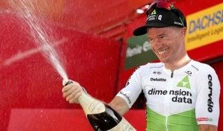 Ciclismo, Vuelta: a King il primo arrivo in salita. Tiene bene Aru, Nibali si stacca