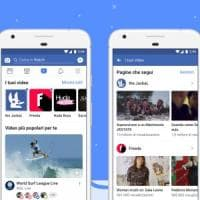 Watch, la tv di Facebook arriva in Italia