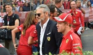 """F1, Vettel ci crede: """"Con questa Ferrari possiamo vincere a Monza"""""""