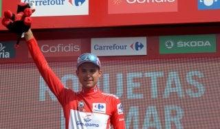 Ciclismo, Vuelta: Molard nuova maglia rossa. Tappa a Clarke, terzo De Marchi