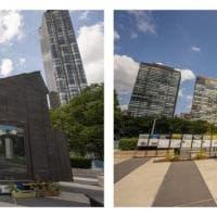 Tetto in vetro, pareti in legno e pannelli solari: ecco la casa ecosostenibile ideata da Yale