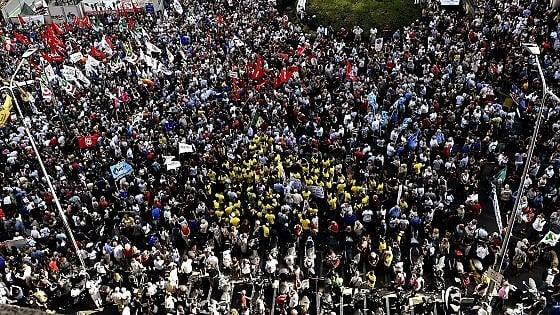 """Manifestazione di Milano, Salvini: """"Boldrini, Boschi e Renzi condannino chi mi augura la morte"""""""