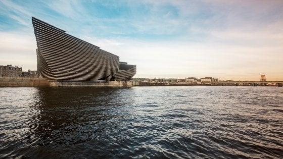 Dundee, un Victoria&Albert del futuro per lanciarsi nella mappa del turismo mondiale