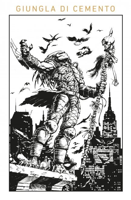Da NY a sud dell'equatore: i cacciatori alieni di Predator sono ovunque