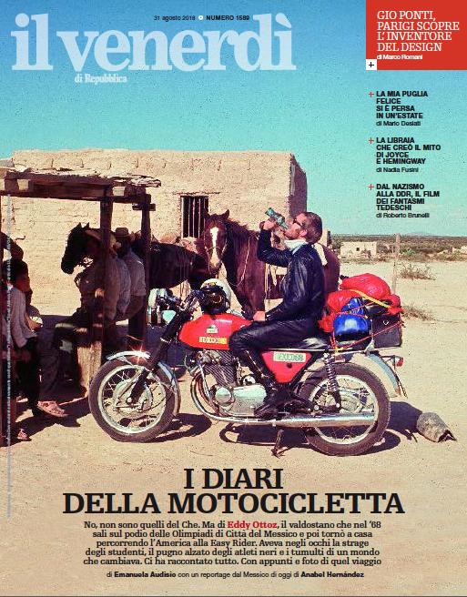 I diari della motocicletta di Eddy Ottoz